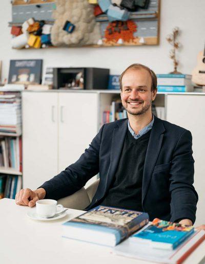 Jonas Zipf, Werkleiter von JenaKultur
