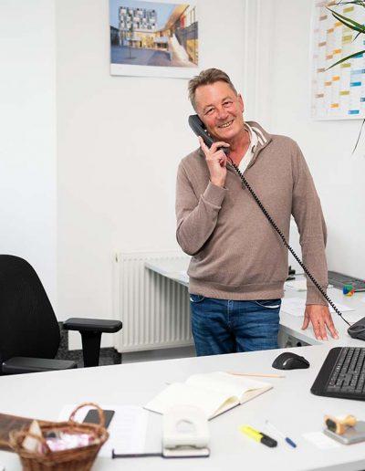 Thomas Vogl, stellvertretender Werkleiter und kaufmännischer Leiter