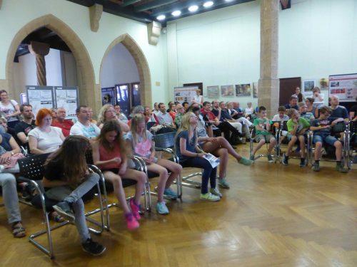 In der Bürgerversammlung © Stadt Jena