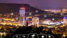 Screenshot der Website Digitale Stadt Jena.