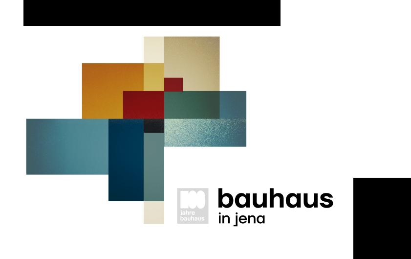 Logo Bauhaus100 Jena