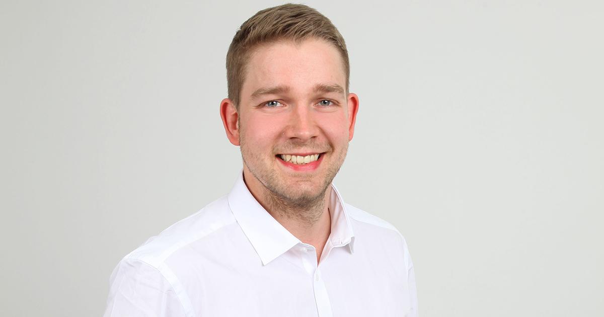 Benjamin Engelhardt, Fachbereichsleiter Veranstaltungen