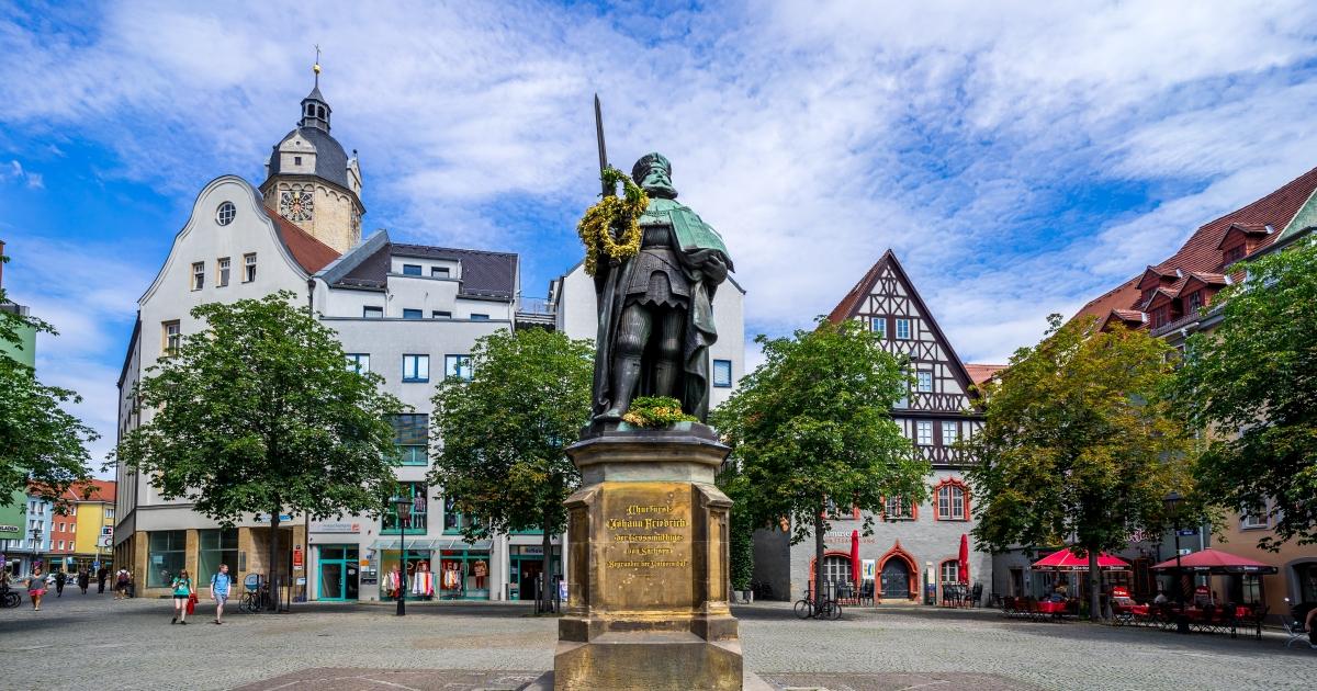 Hanfried-Denkmal