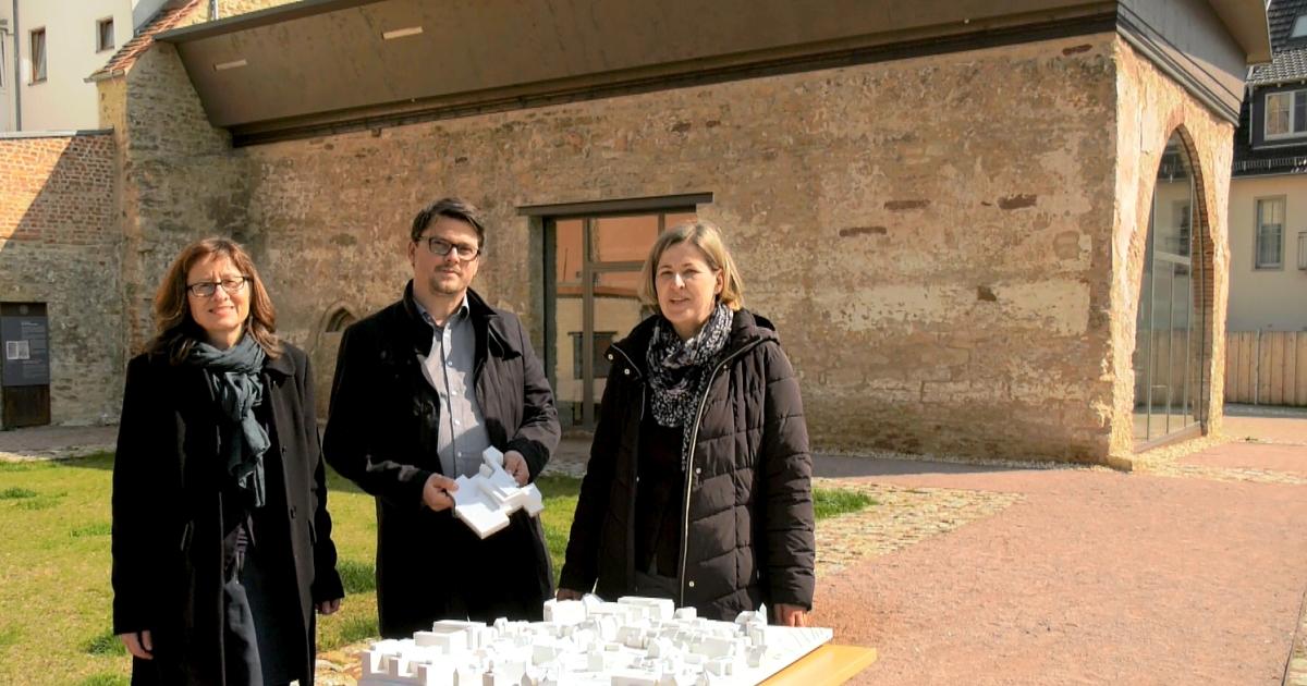 Neubau der Ernst-Abbe-Bücherei Jena