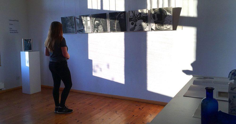 Ausstellung in der Villa Rosenthal
