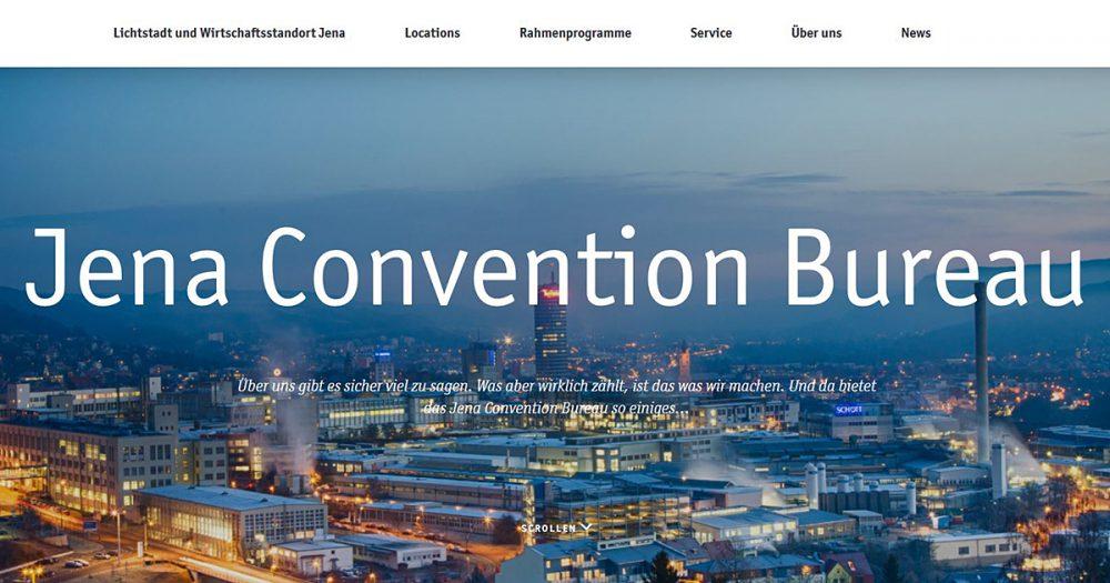 Jena Concention Bureau