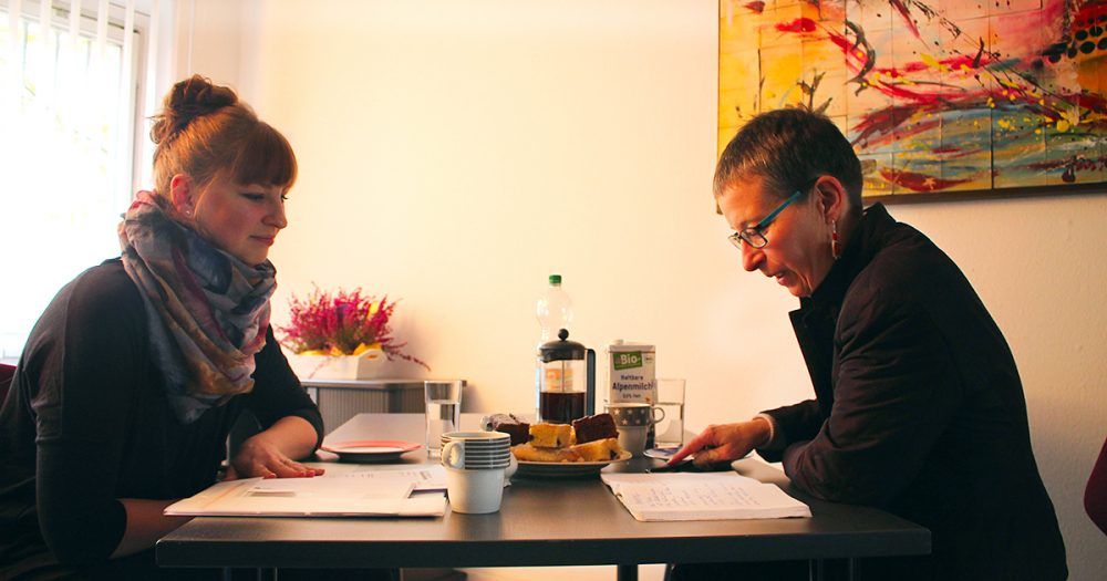 Kulturberatung Jena mit Claudia Dathe