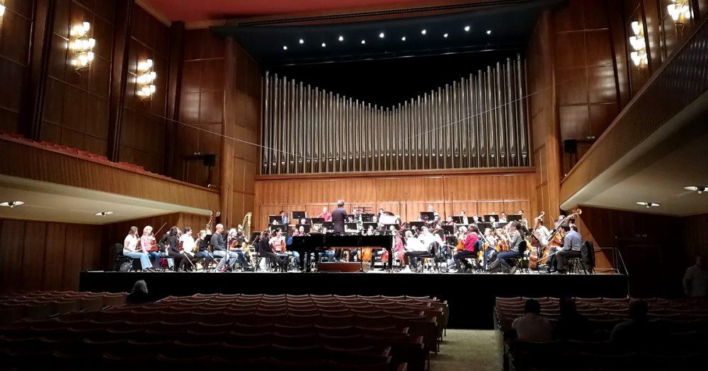 Die Jenaer Philharmonie auf Tour in der Schweiz