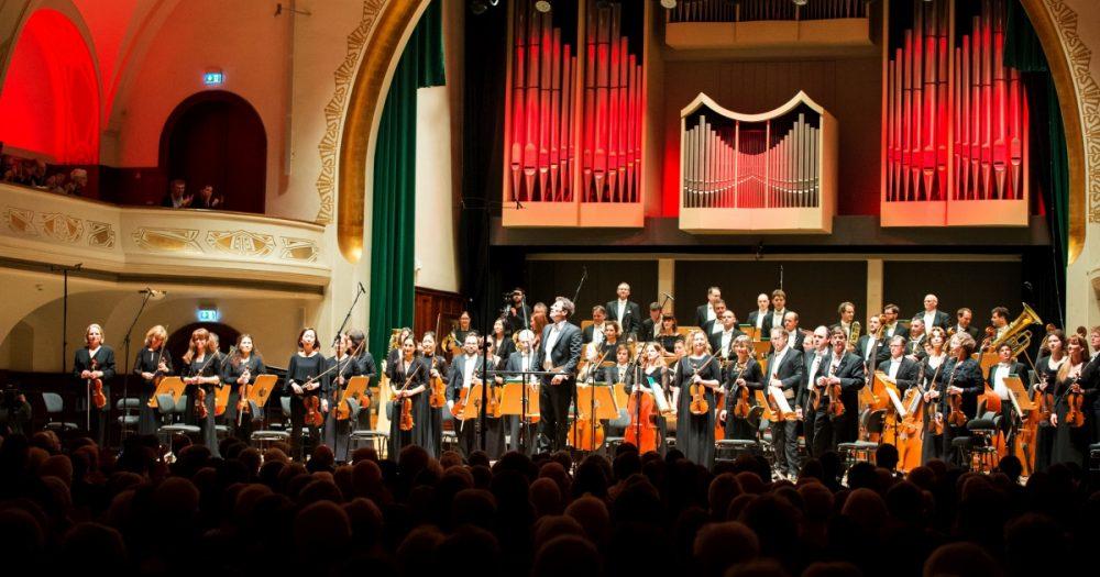 Die Jenaer Philharmonie im Volkshaus (2018)