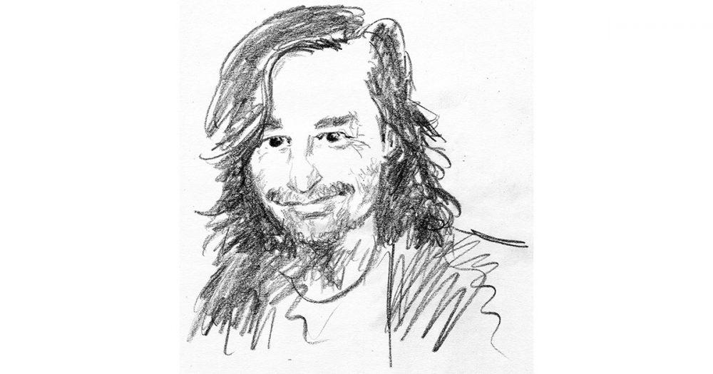 Selbstporträt Bernd Zeller