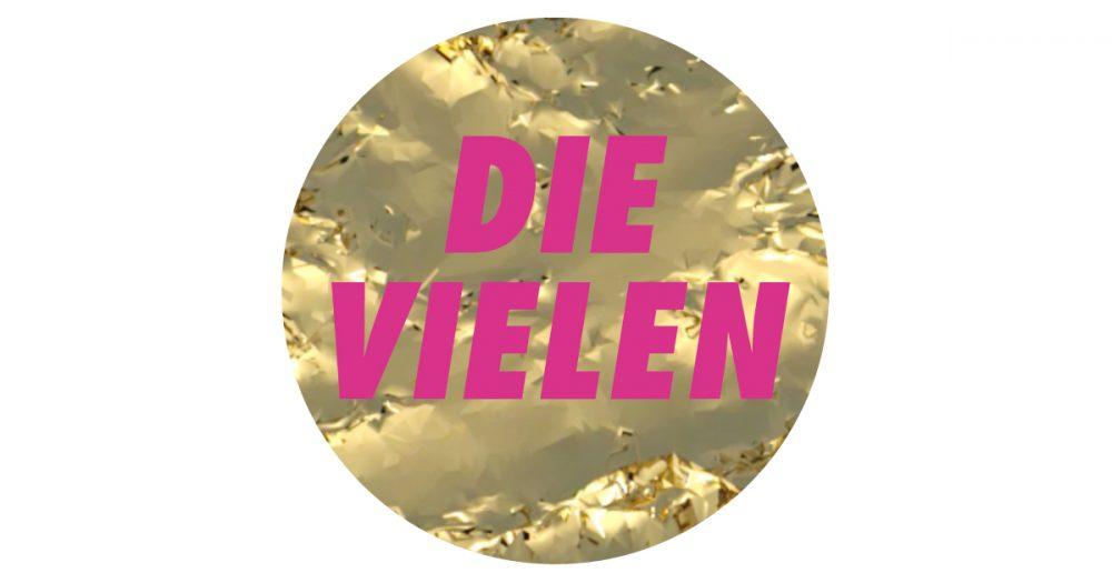 Das Logo der Thüringer Erklärung DIE VIELEN