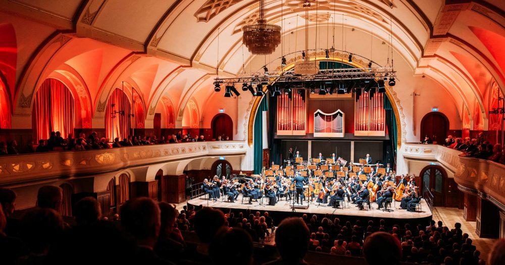 Jenaer Philharmonie im Volkshaus Jena