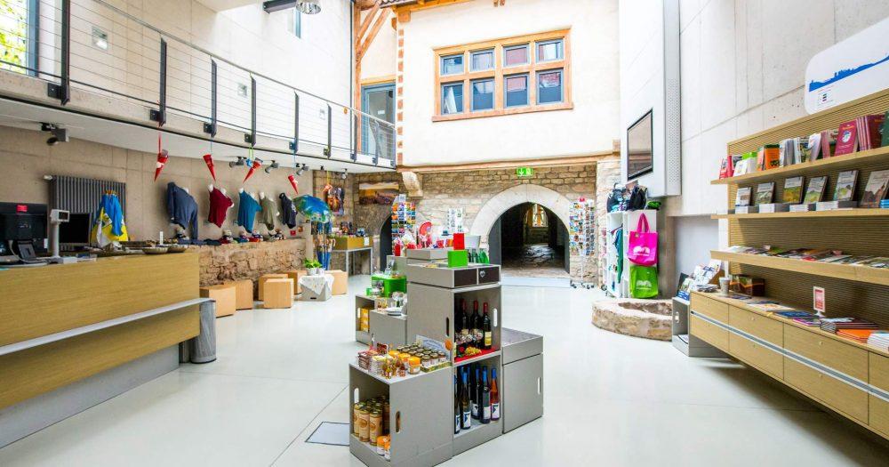 Tourist-Information Jena
