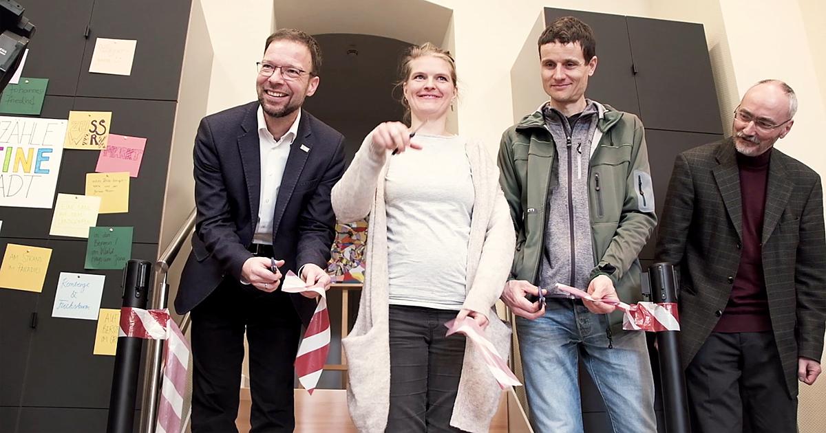 Eröffnung der Museumswerkstatt der Städtischen Museen Jena