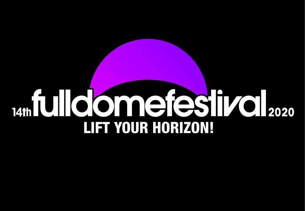 Logo Fulldome Festival Jena 2020