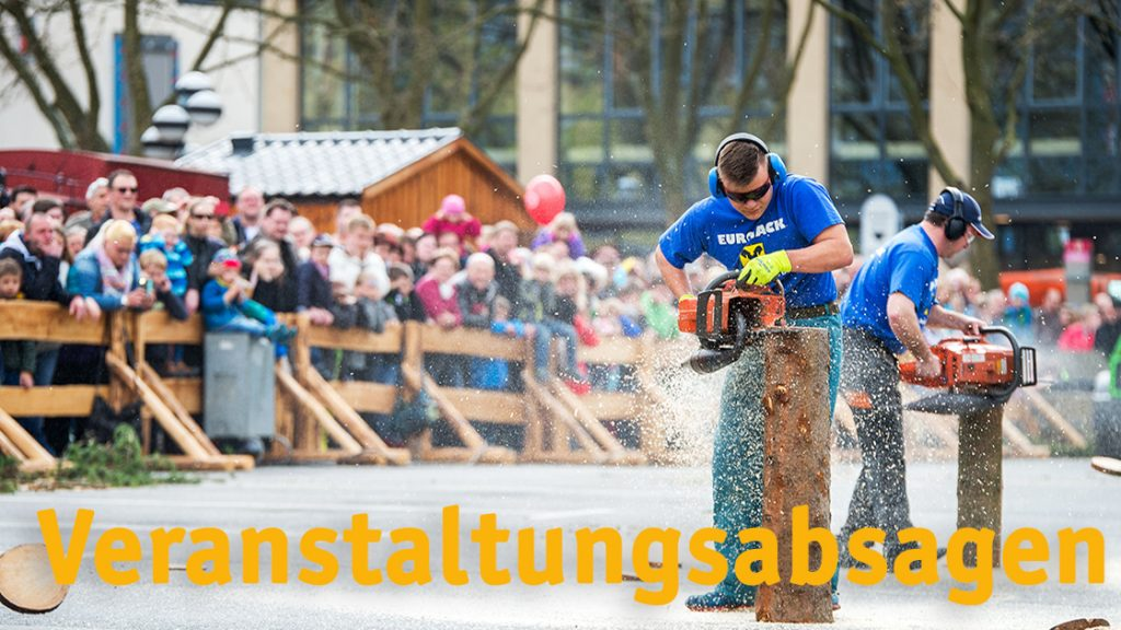 Thüringer Holzmarkt in Jena - Veranstaltungsabsage
