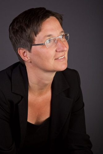 Berit Walter, Chordirektorin der Jenaer Philharmonie