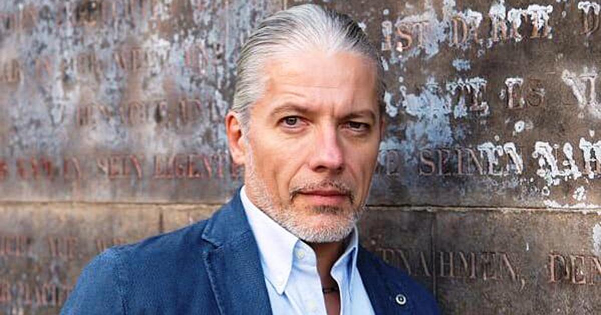 Portrait Ulf Dirk Mädler
