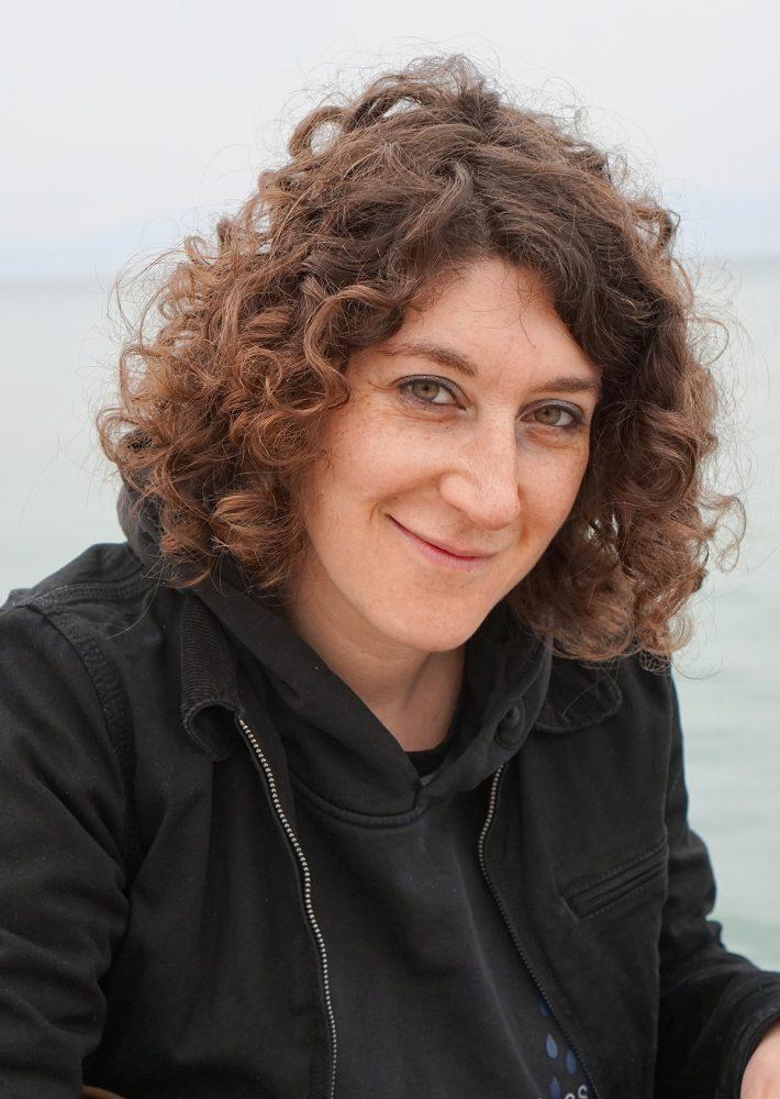 Lena Gorelik Portrait