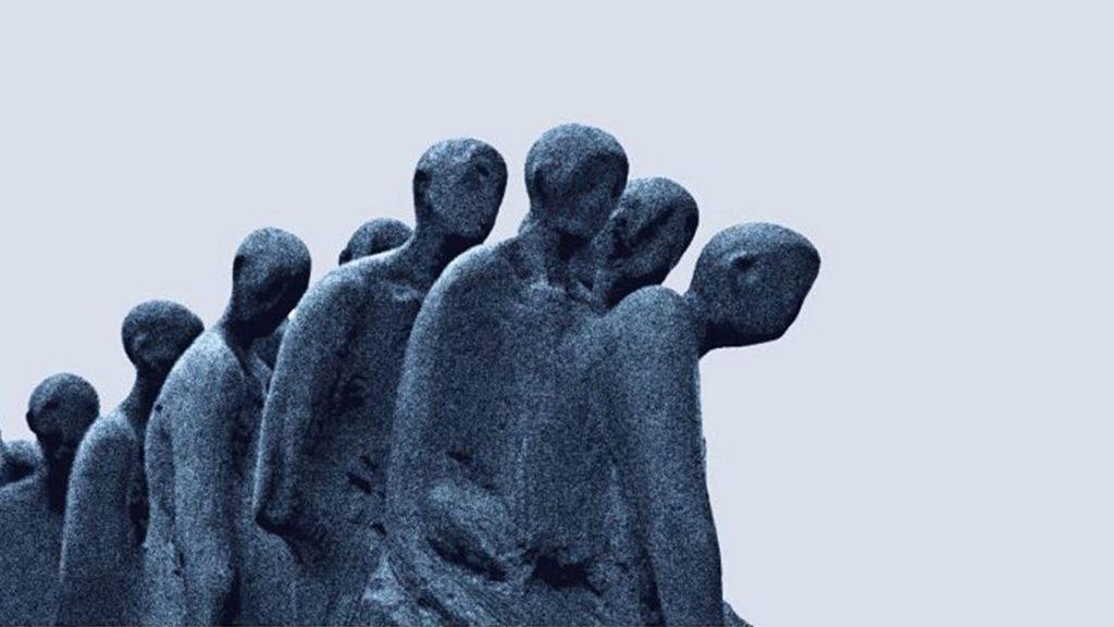 Denkmal für die Opfer des Todesmarsches vom 11. April 1945