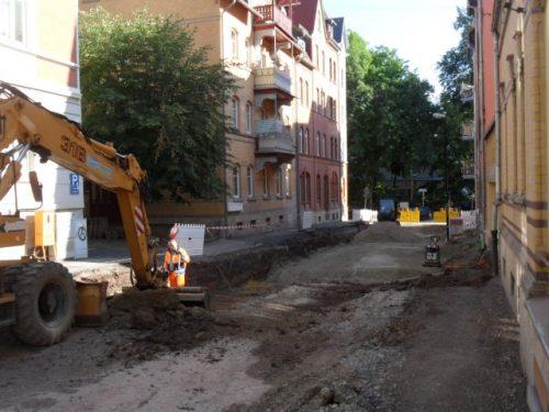Riedstraße © Stadt Jena