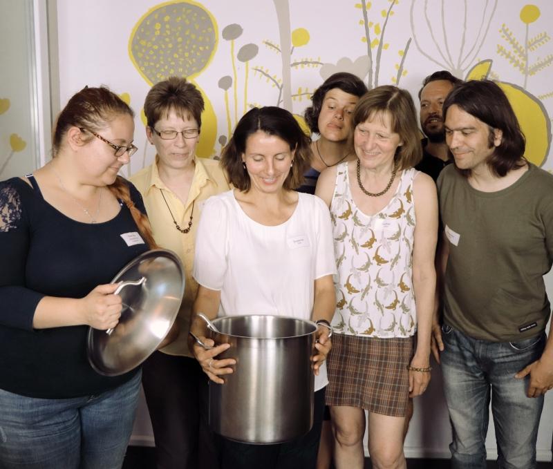 Die Kochgruppe Ost