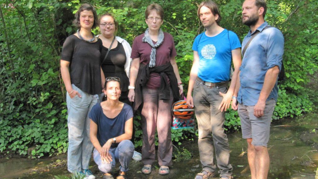 Die Kochgruppe Ost traf sich am Gemdenbach!