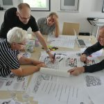 Impression 1. Aktivwerkstatt Rahmenplan © Stadtlabor