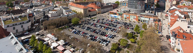 Eichplatzareal