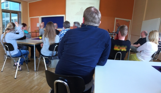 Sitzung des Ortsteilrates Winzerla - Foto © MediaPool Jena