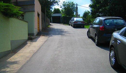 Blick in die Ulmer Strasse