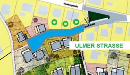 Der Neubauteil der Ulmer Strasse - Foto © Stadt Jena KSJ