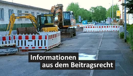Informationen aus dem Beitragsrecht - Themenlbild 1 © Stadt Jena KSJ - Format 520x300