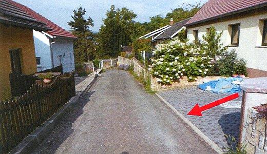 Oberflaechenentwaesserung Im Kraehmer in Woellnitz 2013 - Abbildung 2 © Stadt Jena KSJ