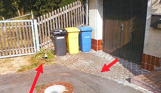Oberflaechenentwaesserung Im Kraehmer in Woellnitz 2013 - Abbildung 3 © Stadt Jena KSJ