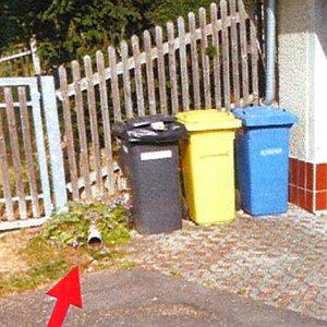 Oberflaechenentwaesserung Im Kraehmer in Woellnitz 2013 - Abbildung 3a © Stadt Jena KSJ