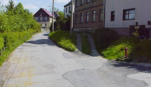 Die untere Luetzowstrasse 2008 - Foto 14 © Stadt Jena KSJ
