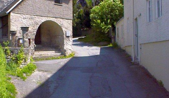 Die untere Luetzowstrasse 2008 - Foto 7 © Stadt Jena KSJ