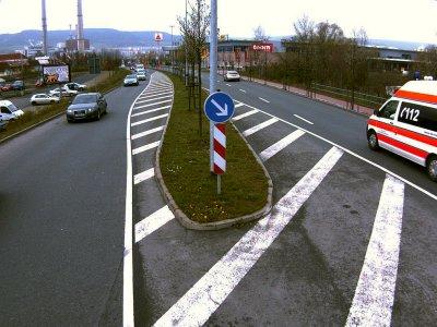 JEZT - Die Lobedaer Strasse – Foto © Stadt Jena KSJ
