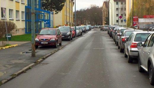 Leipziger Straße 2015 - Foto 01 © Stadt Jena KSJ