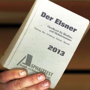 Straßenbaufachbuch DER ELSNER - Foto © Stadt Jena KSJ