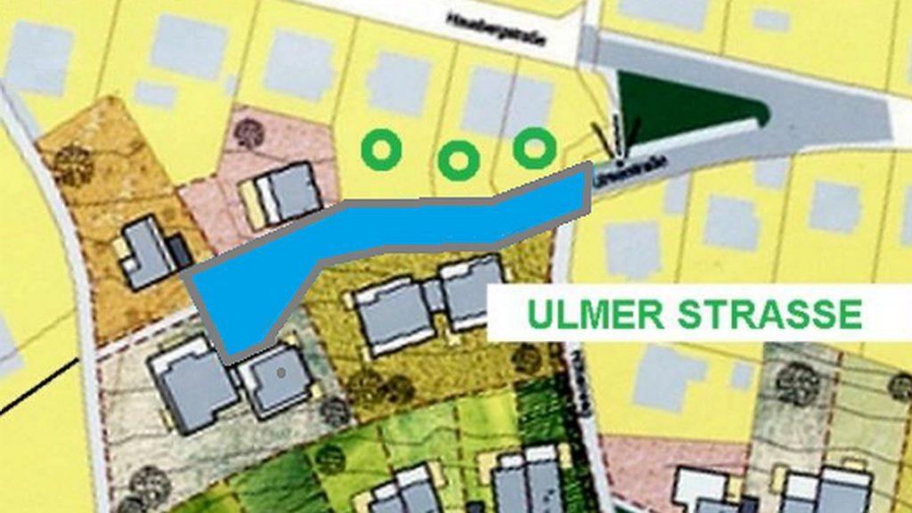 Neubau der Ulmer Straße in Jena