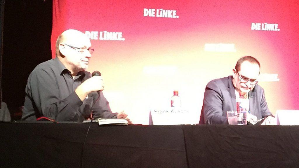 Frank Kuschel und Uwe Feige