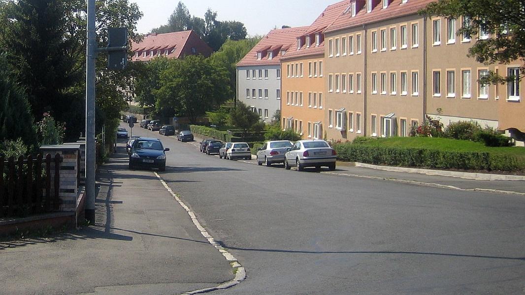 Symbolfoto - öffentliche Straße