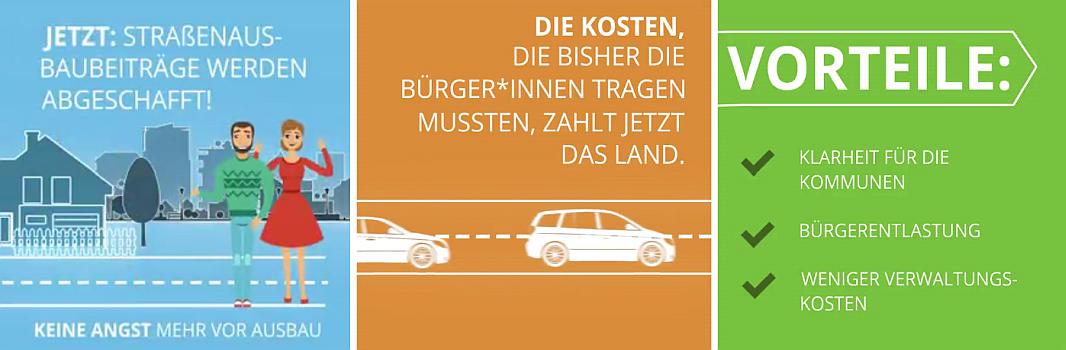 Ausschnitte aus einem Video, das die SPD-Fraktion im Thürnger Landtag bis heute verbreitet - Bildrechte: SPD-THL