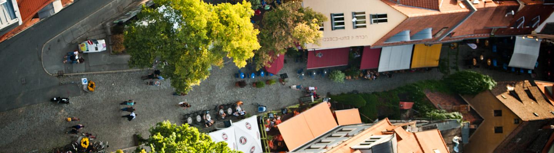 Wagnergasse / Johannisplatz